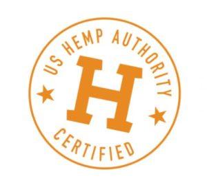 US Hemp Authority Certified Seal